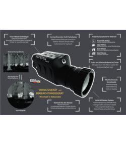 HEIMDALL Thermal Vision Vorsatz- U. Beobachtungsgerät - € 3995,-