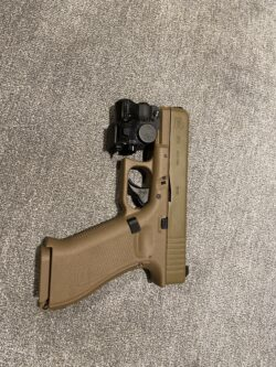 Umarex Glock19 x Stahl BB