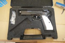 CZ75 SP01 Shadow + incl. Tuning+ 6 magazine + Munition