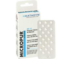 """KATADYN, """"MICROPUR MC 1T"""", 100 TABLETTEN"""