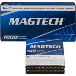 MagTech Primer Small Pistol Zündhütchen