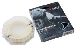 Greys Platinum Shoot Flyline, WF 6, Float