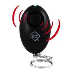 Schlüsselalarm mit LED-Taschenlampe