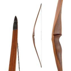 "Bearpaw Hybridbogen ""Slick Stick"" RH, 58"", 20#"