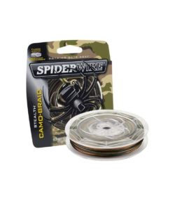SpiderWire Stealth Smooth 8 Camo, 0,40mm/49,2kg, 240m