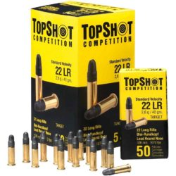 TopShot Competition .22lr SV Target - baugleich CCI Std.