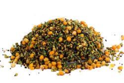 Atzi Baits Partikel MIX - Amur, Robin Red/Chilli, Scopex 5kg, 10kg