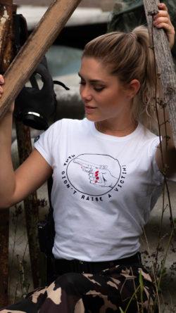 Sapiens Para Bellum Merchandise WOMAN SHIRT