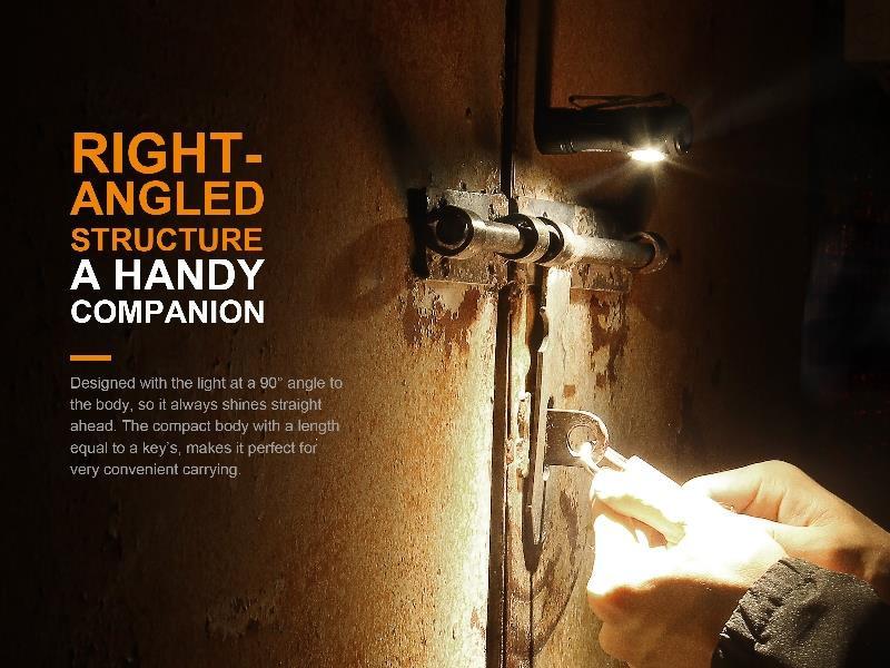 Fenix ld15r 500 lumen led taschenlampe led lampe2