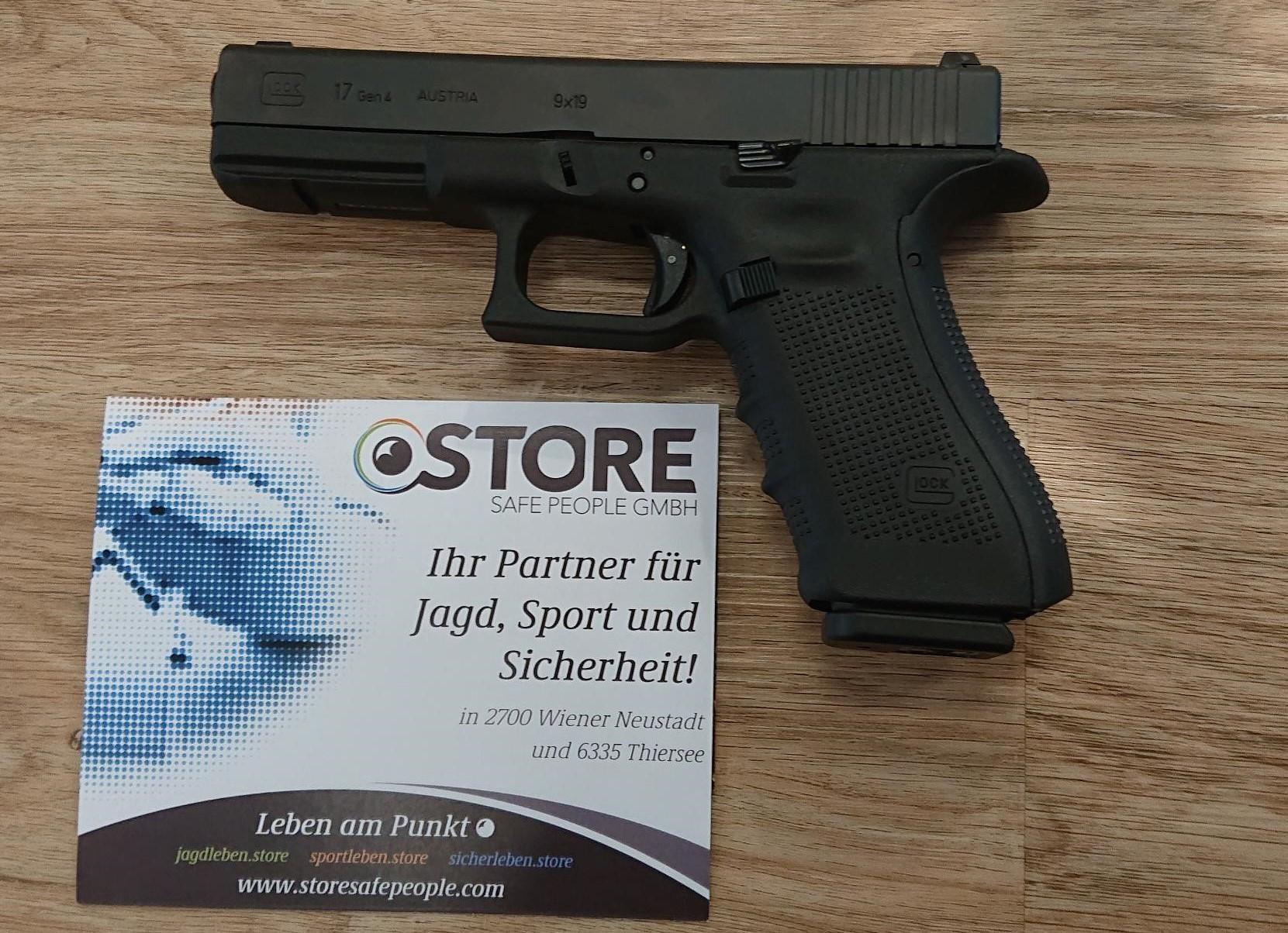 Glock 17gen4 Plus