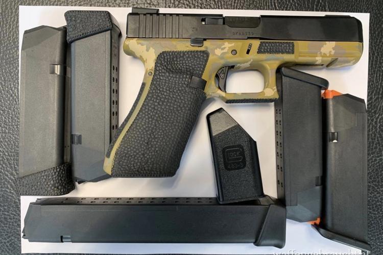 Custom Glock 17 Gen5
