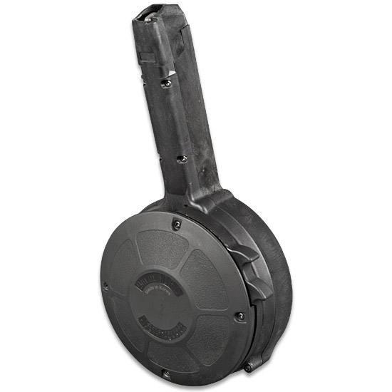 50 Schuss Trommelmagazin für Glock 17/19/26/34 verkauft nachbestellt
