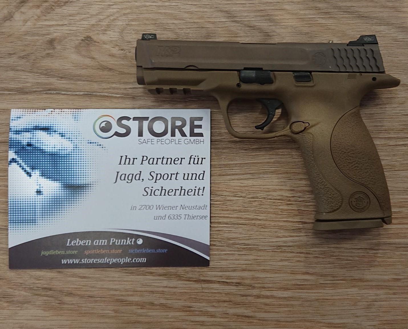 S&W MP9 VTAC - 9x19