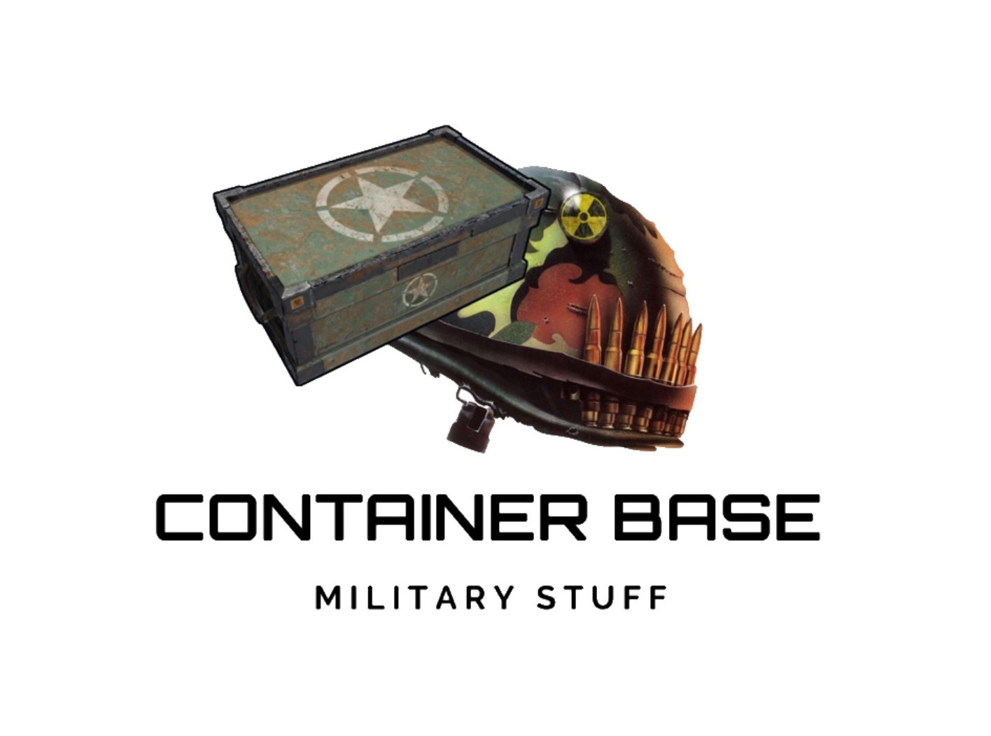 Container Base - Military Stuff